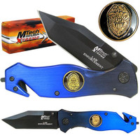 Whetstone  8 Inch Defender Series Police Pocket Knife