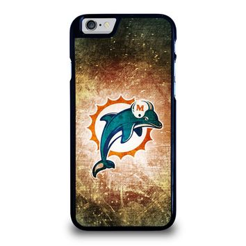 MIAMI DOLPHINS LOGO iPhone 6 / 6S Case Cover
