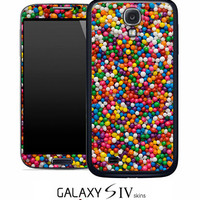 Gumballs Skin for the Samsung Galaxy S4, S3, S2, Galaxy Note 1 or 2