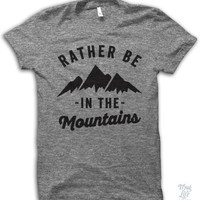 Rather Be In The Mountains