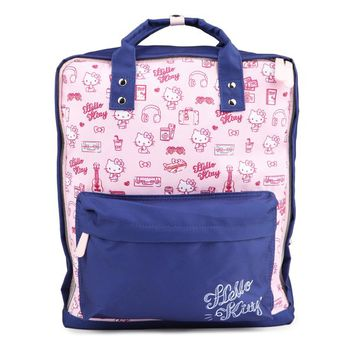 Hello Kitty Backpack: Vacation