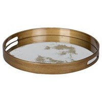 "Decorative Tray (15"") - A&B Home"