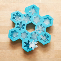 Snowflake Ice Tray - Urban Outfitters