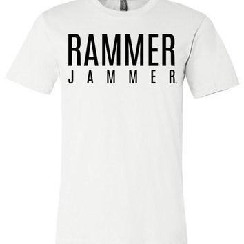 Official NCAA Venley University of Alabama Crimson Tide UA ROLL TIDE! Rammer Jammer T-Shirt