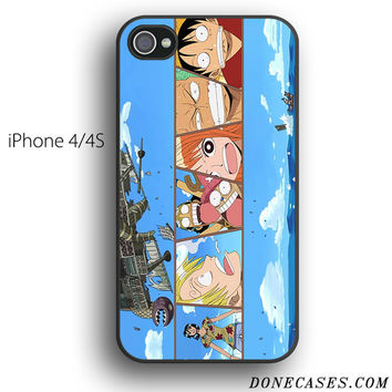 one piece case for iPhone 4[S]