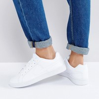Nike Court Royale Trainers In White at asos.com