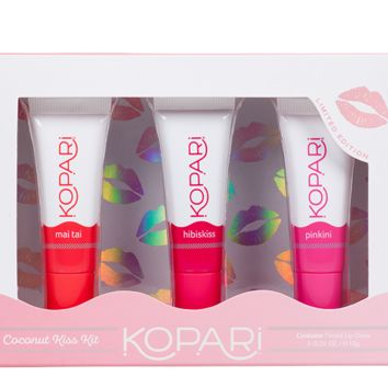 Kopari - Coconut Kiss Kit