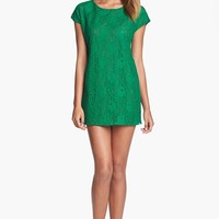 Collective Concepts Lace Shift Dress | Nordstrom