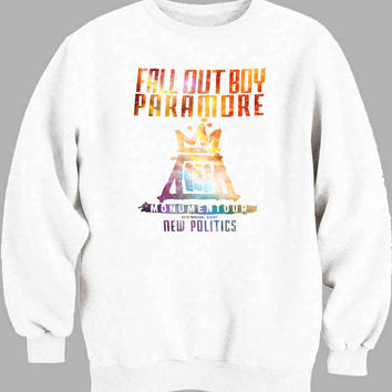 Fall Out Boy Paramore Sweater for Mens Sweater and Womens Sweater *