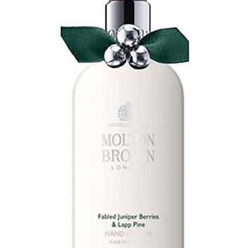 Molton Brown Fabled Juniper Berries & Lapp Pine Hand Lotion, 10 oz./ 300 mL
