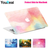 Laptop Sticker Decal Sticker Laptop Skin for Apple MacBook Air 11 13  Pro 13.3 / 15.4 inch Retina 13.3 /15.4 inch New Retina 12