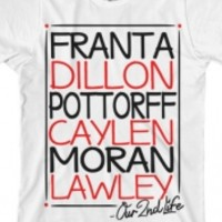 O2L T-Shirts -  Online Store on District Lines