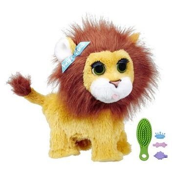 FurReal Friends Roarin', My Bouncin' Lion Toy
