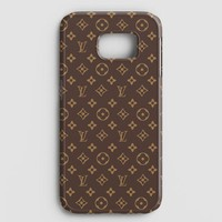 Louis Vuitton Pattern Samsung Galaxy S7 Edge Case
