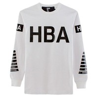 Hood By Air (HBA) Limited Edition Long Sleeve Shirt