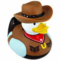 Bud Mini Deluxe Duck Cowboy
