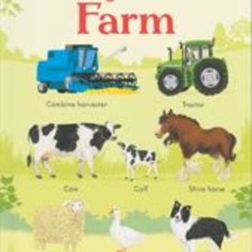 Usborne Books & More. 199 Things on the Farm