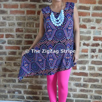 Sharlee Slanted Tunic