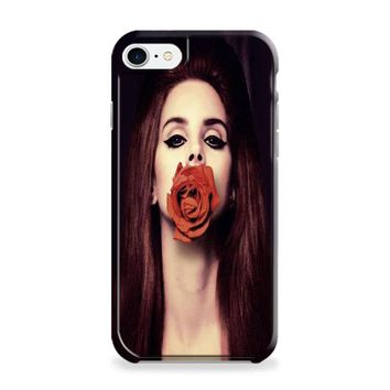 Lana Del Rey Red Flower iPhone 6 | iPhone 6S Case