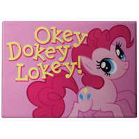 My Little Pony - Pinky Pie Okey Dokey Magnet