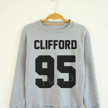 Michael Clifford Shirt 5SOS Shirt 5 Seconds of Summer Sweater Sweatshirt Jumpers Long Sleeve Women TShirt Men TShirt Unisex TShirt SizeS,M,L