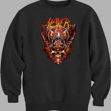 metal band slayer Sweater for Mens Sweater and Womens Sweater *