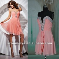 Aliexpress.com : Buy OUMEIYA ORC99 Bling Bling Crystal Diamond Nude andWhite Short Real Pictures of Cocktail Dresses from Reliable dress group suppliers on Oumeiya Wedding Dress Factory | Alibaba Group