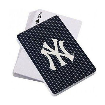 MLB New York Yankees Playing Cards