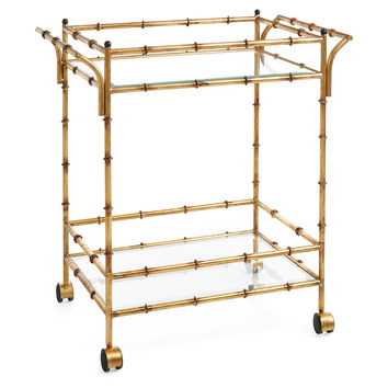 Constantine Bar Cart, Bar Carts