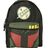 Star Wars Photo Panel and Boba Fett Reversible Backpack
