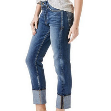 MORGAN VINTAGE STRAIGHT JEANS
