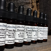 Beard Oil Sampler Set Into the Mystic