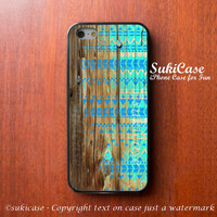 IPHONE 5S CASE Incomplete Aztec on Wood Colored iPhone Case iPhone 5 Case iPhone 4 Case Samsung Galaxy S4 S3 Cover iPhone 5c iPhone 4s Cover