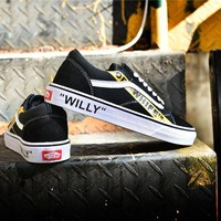"OFF-WHITE x Vans Old Skool ""Willy"" 36-44"