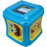SpongeBob SquarePants Inflatable Play Cube for iPad/iPad 2/The new iPad with App Included:Amazon:Toys & Games