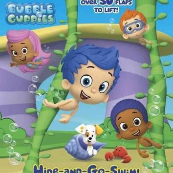 Hide-and-Go-Swim! Nifty Lift-and-Look (Bubble Guppies)