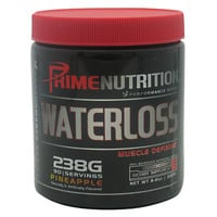 Prime Nutrition Performance Series Water Loss, 90 Servings