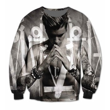Justin Bieber Purpose Crewneck