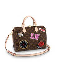 Products by Louis Vuitton: Speedy 30 Bandouliere