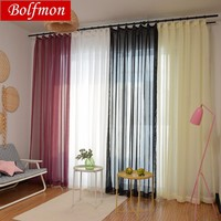 European Veil Fabric for Curtains