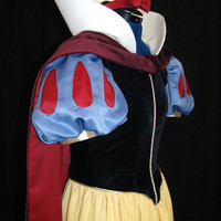 Adult Snow White Costume Custom Made by NeverbugCreations on Etsy