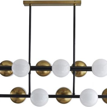 Whalburg Two Tiered Chandelier