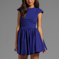 Cameo Mountain Dew Dress in Cobalt Blue from REVOLVEclothing.com