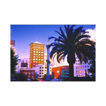 35 X 23 SAN FRANCISCO CITY VIEW PRINT