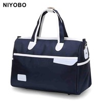 New Fashion Nylon Waterproof Travel Duffle Bags Men/Women Hand Luggage Travel Totes Bags PT978