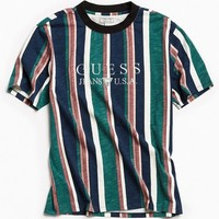 GUESS '81 Sayer Stripe Tee