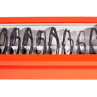 Eyewear Storage Box, Orange, Sunglasses Storage
