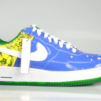 Nike Men's Air Force 1 Low Premium Collection Royale - Ronaldinho