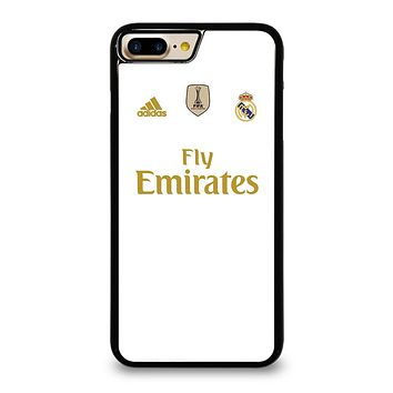 REAL MADRID HOME JERSEY iPhone7 Plus Case