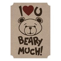 Cute Bear Valentine